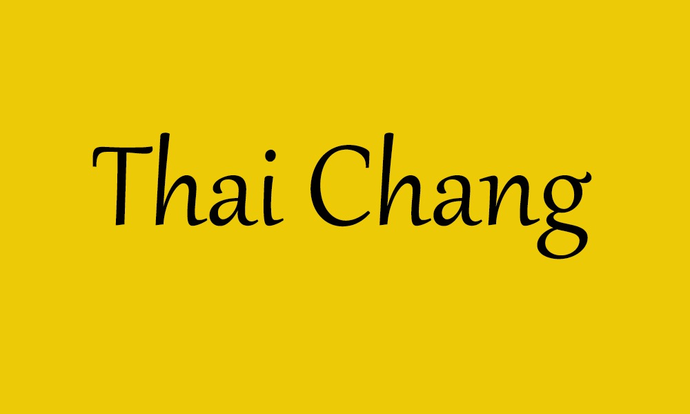 Thai Chang Restaurant